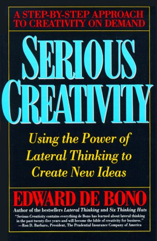 cover image for Serious Creativity