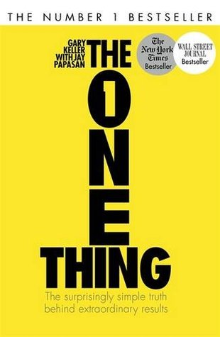 cover image for The One Thing